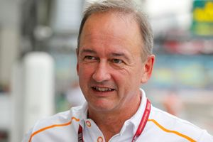 Jonathan Neale, Managing Director, McLaren