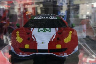 Lego Ferrari model