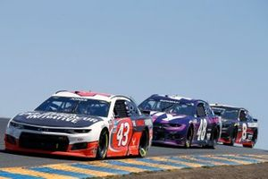 Erik Jones, Richard Petty Motorsports, Chevrolet Camaro Black Entrepreneur Initiative