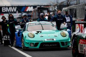 #33 Falken Motorsports Porsche 911 GT3 R: Klaus Bachler, Dirk Werner, Thomas Preining, Lance-David Arnold