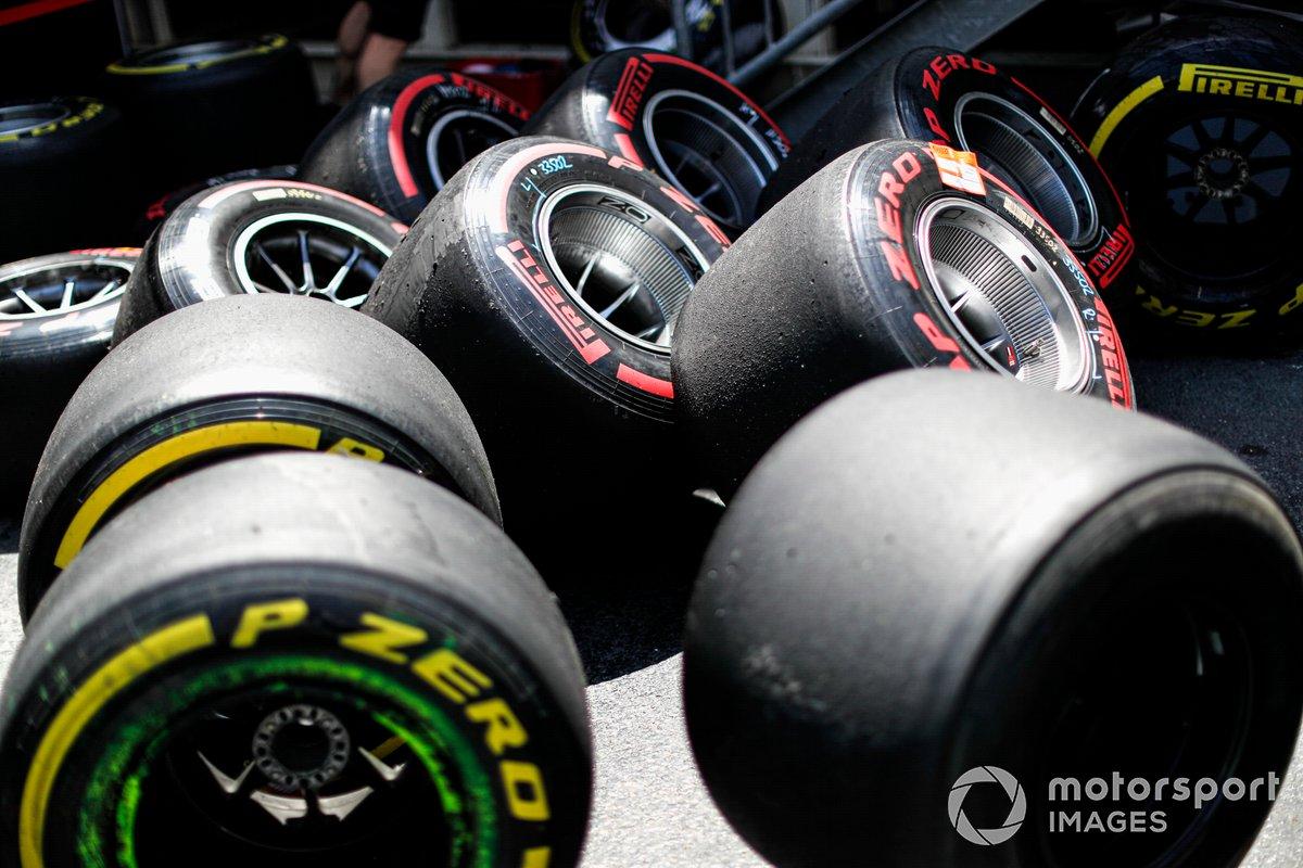 Neumáticos Pirelli usados