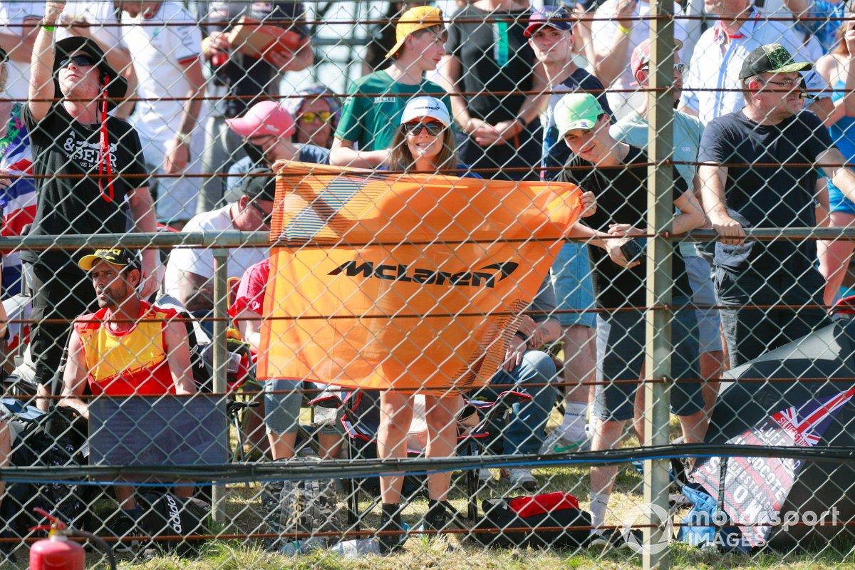 Tifosa McLaren