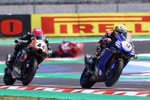 Garrett Gerloff, GRT Yamaha WorldSBK Team, Lucas Mahias, Kawasaki Puccetti Racing