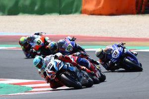 Tom Sykes, BMW Motorrad WorldSBK Team, Alvaro Bautista, Team HRC
