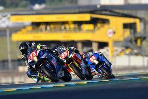 #73 Team Space Moto: Christophe Brard, Olivier Louault, Charles Roche