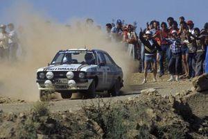 Ari Vatanen, David Richards, Rothmans Rally Team Ford Escort RS1800