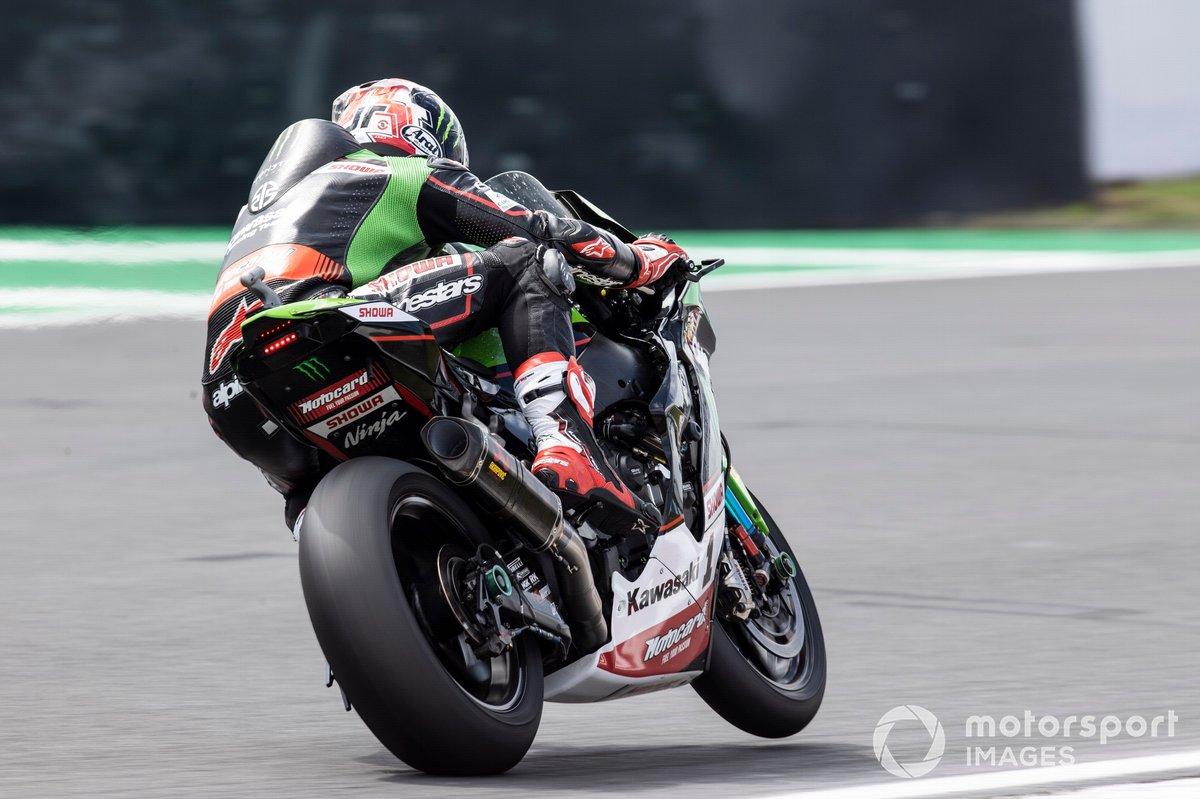 Jonathan Rea, Kawasaki Racing Team WorldSBK,