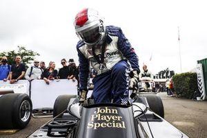 Mario Andretti Lotus-Cosworth 79