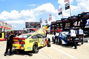 Ryan Blaney, Team Penske, Ford Mustang BodyArmor EDGE,