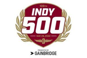 106th Indianapolis 500 Logo