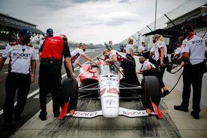 Simona De Silvestro, Paretta Autosport Chevrolet et des membres de son équipe