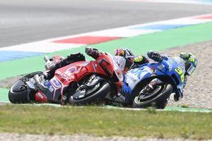 Joan Mir, Team Suzuki MotoGP, Johann Zarco, Pramac Racing