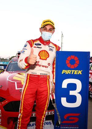 3. Anton De Pasquale, Dick Johnson Racing Ford
