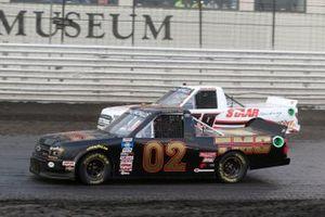 Chris Windom, Young's Motorsports, Chevrolet Silverado TMC, Andrew Gordon, CMI Motorsports, Toyota Tundra Staar Trucking