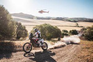 #2 Hero Motorsports Team Rally Hero 450 Rally: Caimi Franco
