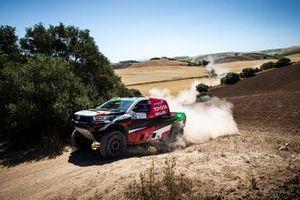 #202 Overdrive SA Toyota Hilux Overdrive: Yazeed Al Rajhi, Dirk Von Zitzewitz