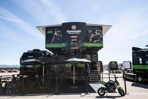 Hospitality: Kawasaki Racing Team WorldSBK