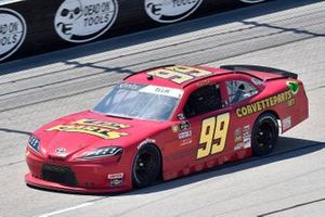 Ryan Ellis, B.J. McLeod Motorsports, Toyota Supra CorvetteParts.net