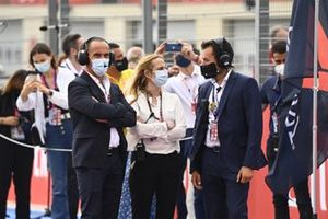 Alexandre Molina, F1 Director of Events, Ludovic Arnault, French GP