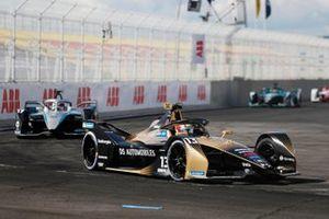 Antonio Felix da Costa, DS Techeetah, DS E-Tense FE21, Nyck de Vries, Mercedes Benz EQ, EQ Silver Arrow 02