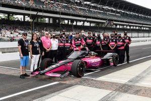 Элио Кастроневес, Meyer Shank Racing Honda, team
