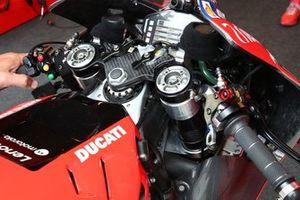 Ducati Team handlebar