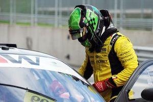 #66 JMW Motorsport Ferrari F488 GTE Evo: Andrea Fontana