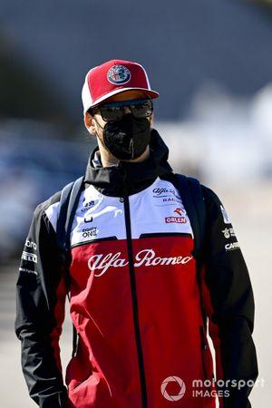 Антонио Джовинацци, Alfa Romeo Racing