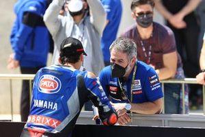 Toprak Razgatlioglu, PATA Yamaha WorldSBK Team, Phil Marron