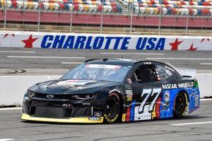 Quin Houff, Spire Motorsports, Chevrolet Camaro NASCAR Mobile App