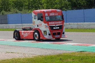 Antonio Albacete, Truck Sport Lutz Bernau GmbH