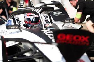 Пит-стоп: Хосе Мария Лопес, Dragon Racing, Penske EV-3