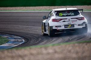 Alex Morgan, Wolf-Power Racing Renault Mégane RS TCR