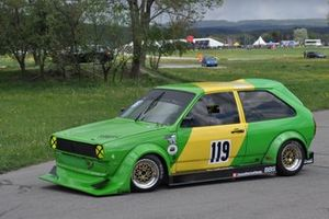 Martin Burki, VW Polo MB, MB Motorsport
