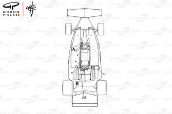 Ferrari T2 Lauda accident