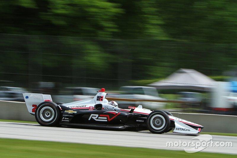 3. Josef Newgarden, Team Penske Chevrolet
