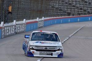 Gus Dean, Young's Motorsports, Chevrolet Silverado Basin Pump Down Services