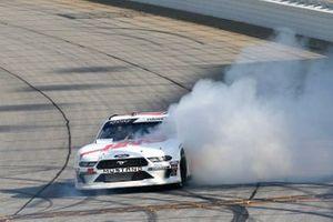 Yarış galibi Cole Custer, Stewart-Haas Racing, Ford Mustang Haas Automation