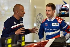 Stoffel Vandoorne, Stéphane Sarrazin, SMP Racing
