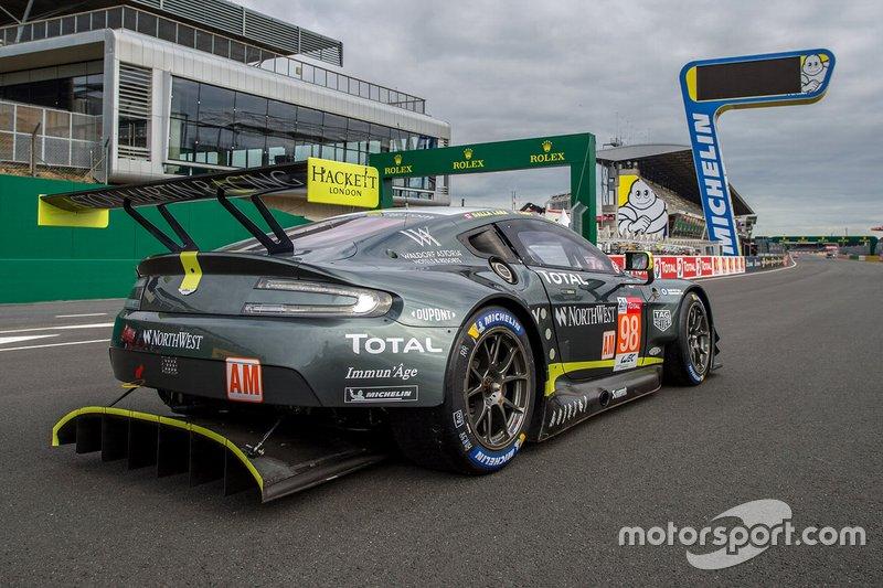 GTE-Am: #98 Aston Martin Racing, Aston Martin Vantage