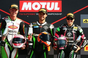 Scott Deroue, Marc Garcia, Ana Carrasco, Provec Racing
