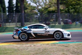 Thomas Brauch, Porsche Sports Cup Suisse