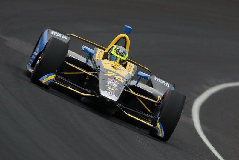 28. Zach Veach, Andretti Autosport Honda