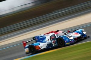#23 Panis Barthez Racing Ligier JSP217: Rene Binder, Julien Canal, Will Stevens