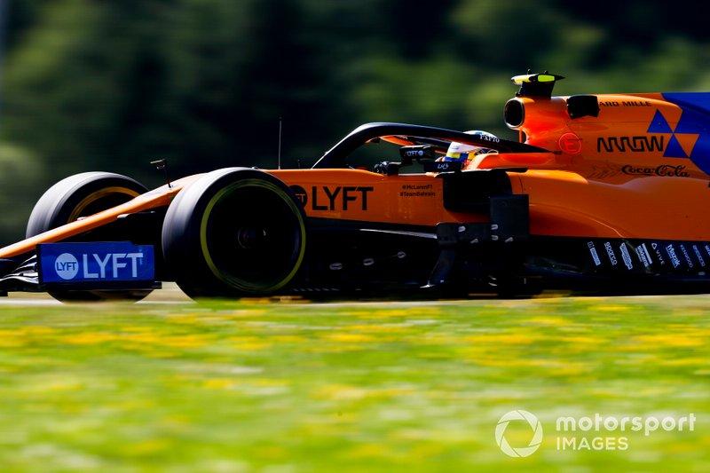 8-10 місце — Ландо Норріс (Британія, McLaren) — коефіцієнт 1001,00