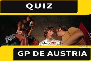 Quiz GP de Austria de F1