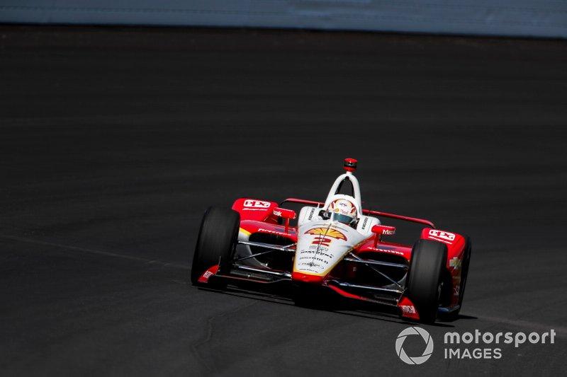 #2 Josef Newgarden, Penske Shell V-Power Nitro Plus Team, Team Penske Chevrolet