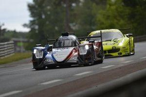 #39 Graff Racing S24 Oreca 07 Gibson: Vincent Capillaire, Jonathan Hirschi, Tristan Gommendy