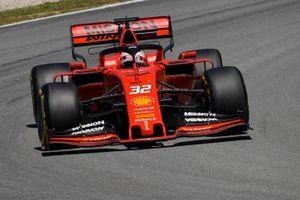 Антонио Фуоко, Ferrari SF90