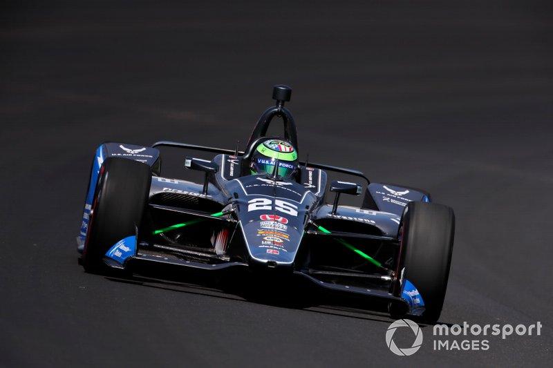 Platz 10: Conor Daly, Andretti Autosport Honda
